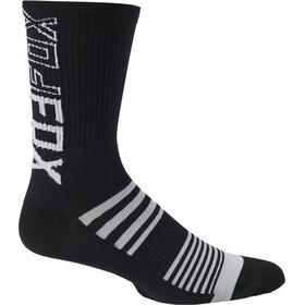 """Fox 8"""" Ranger Socks Men, negro"""
